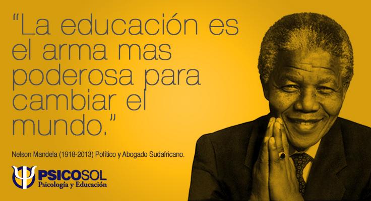 Nelson Mandela - Psicosol