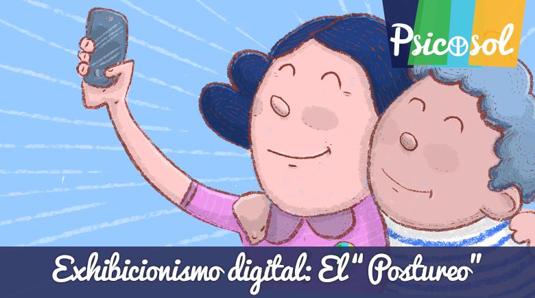 """Exhibicionismo digital: El """"Postureo"""""""