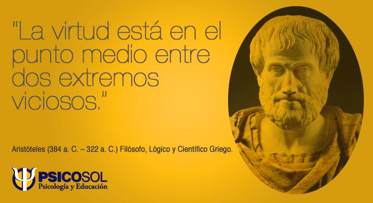 Aristóteles (384 a. C. – 322 a. C.) Filósofo, Lógico y Científico Griego.