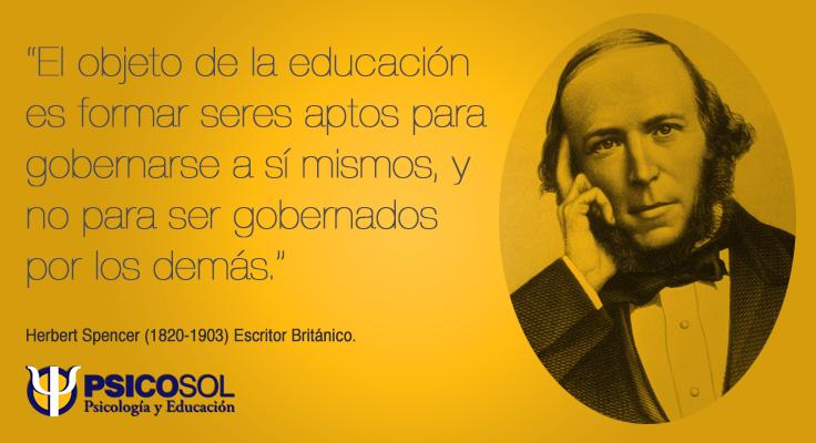 Herbert Spencer Psicosol