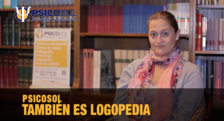 Psicosol también es Logopedia
