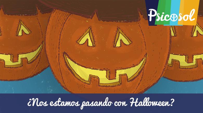 ¿Nos estamos pasando con Halloween?