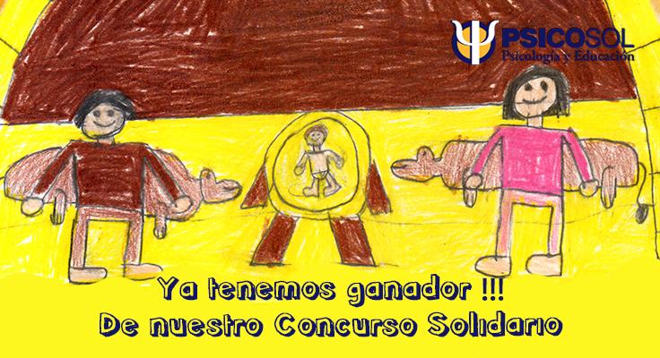 Ya tenemos ganador !!! Les presentamos el trabajo de Máximo Lima, que fue elegido como ganador de nuestro Concurso Solidarios.