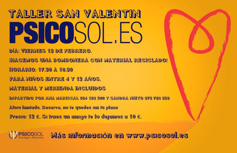 Este viernes13 de Febrero, desde las 17:30 hasta las 19:30 haremos unas preciosas bomboneras y cartas de San Valentín.