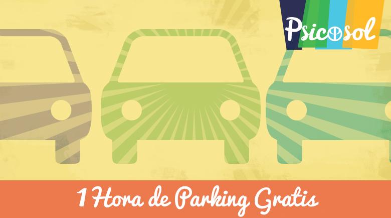 1 Hora de Parking Gratis en Psicosol