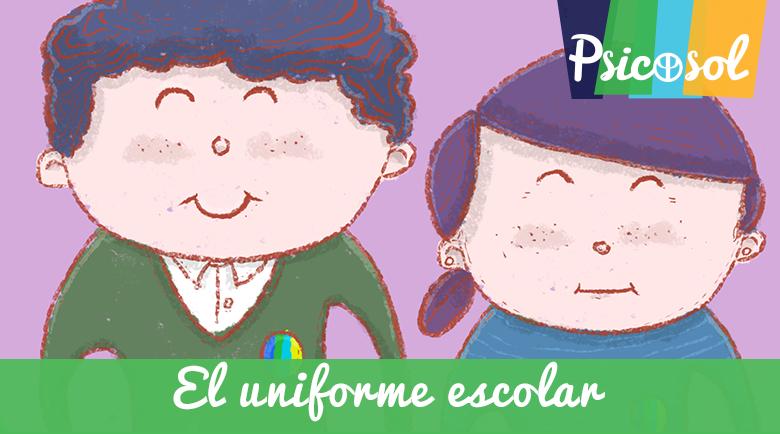 El uniforme escolar