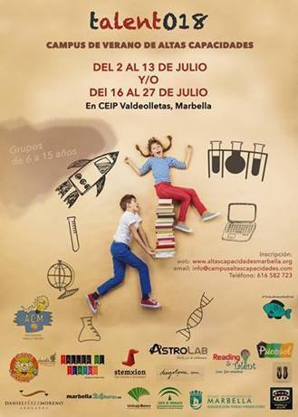 Participación de Psicosol en el Campus TalentO18 de ACM.