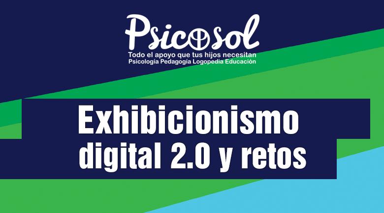 Exhibicionismo digital
