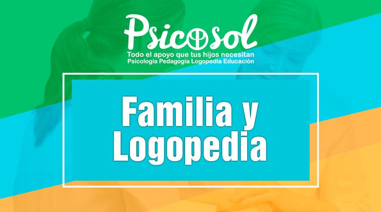 Familia y Logopedia